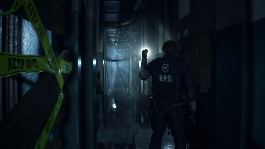 Resident Evil 2 Review - Screenshot 1 of 7