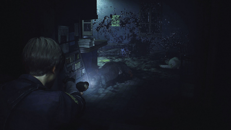 Resident Evil 2 Review - Screenshot 2 of 7