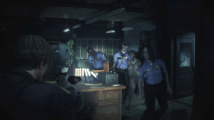 Resident Evil 2 Review - Screenshot 6 of 7