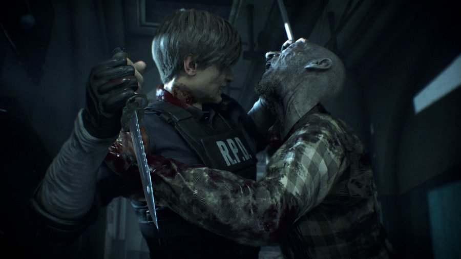 Resident Evil 2 Review - Screenshot 4 of 7