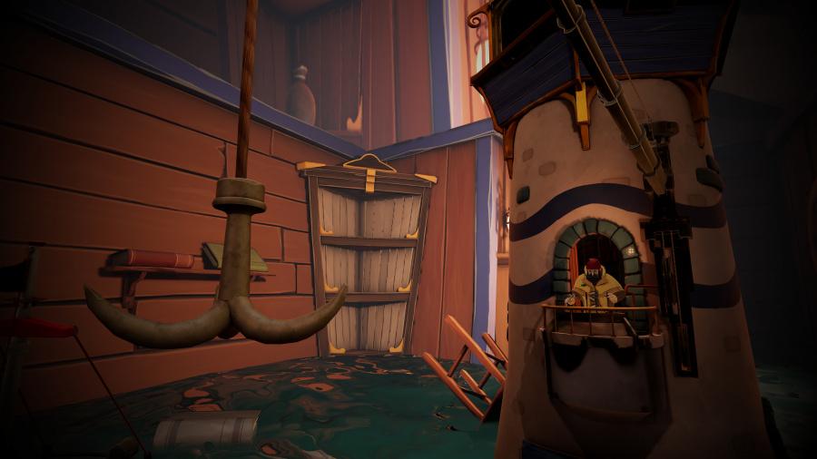 A Fisherman's Tale Review - Screenshot 2 of 3