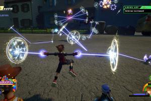 Kingdom Hearts III Screenshot
