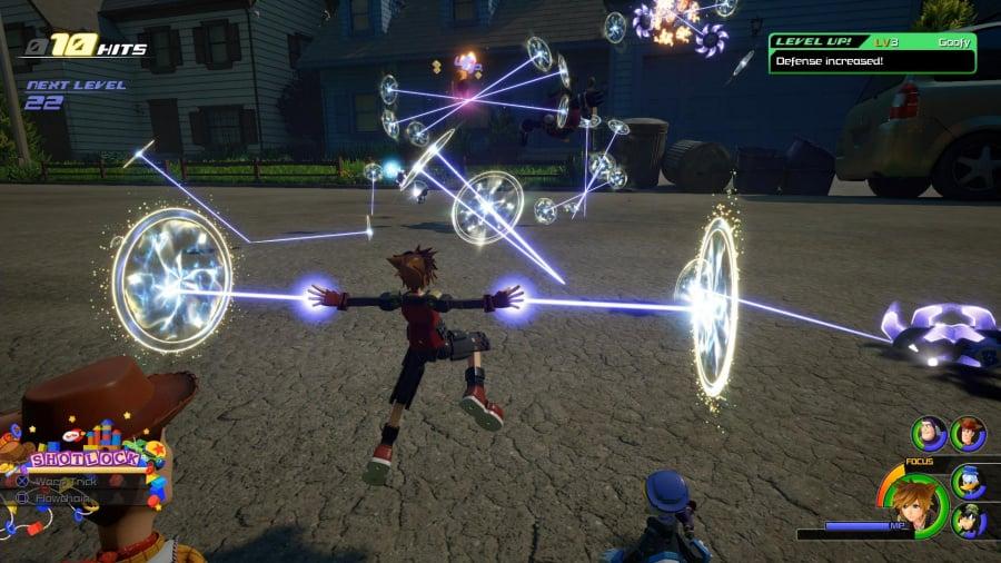 Kingdom Hearts III Review - Screenshot 1 of 5