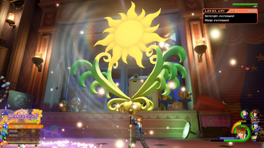 Kingdom Hearts III Review - Screenshot 1 of 6