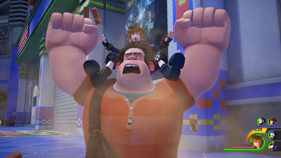 Kingdom Hearts III Review - Screenshot 6 of 6
