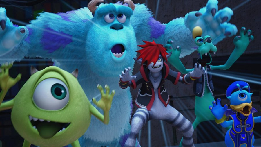 Kingdom Hearts III Review - Screenshot 5 of 6