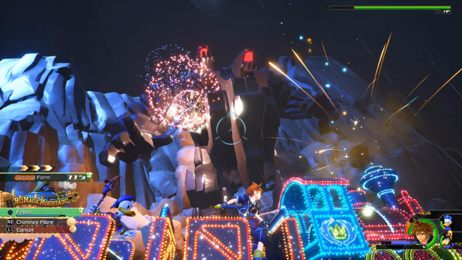 Kingdom Hearts III Review - Screenshot 4 of 6