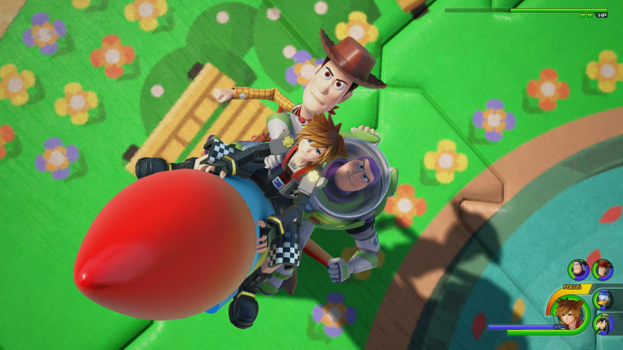 Kingdom Hearts III Review - Screenshot 2 of 6