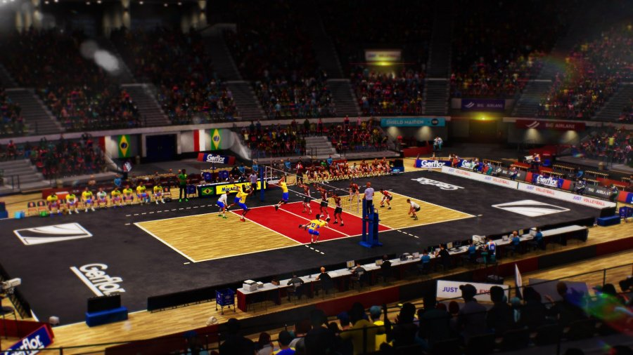 Spike Volleyball Review - Screenshot 4 of 4