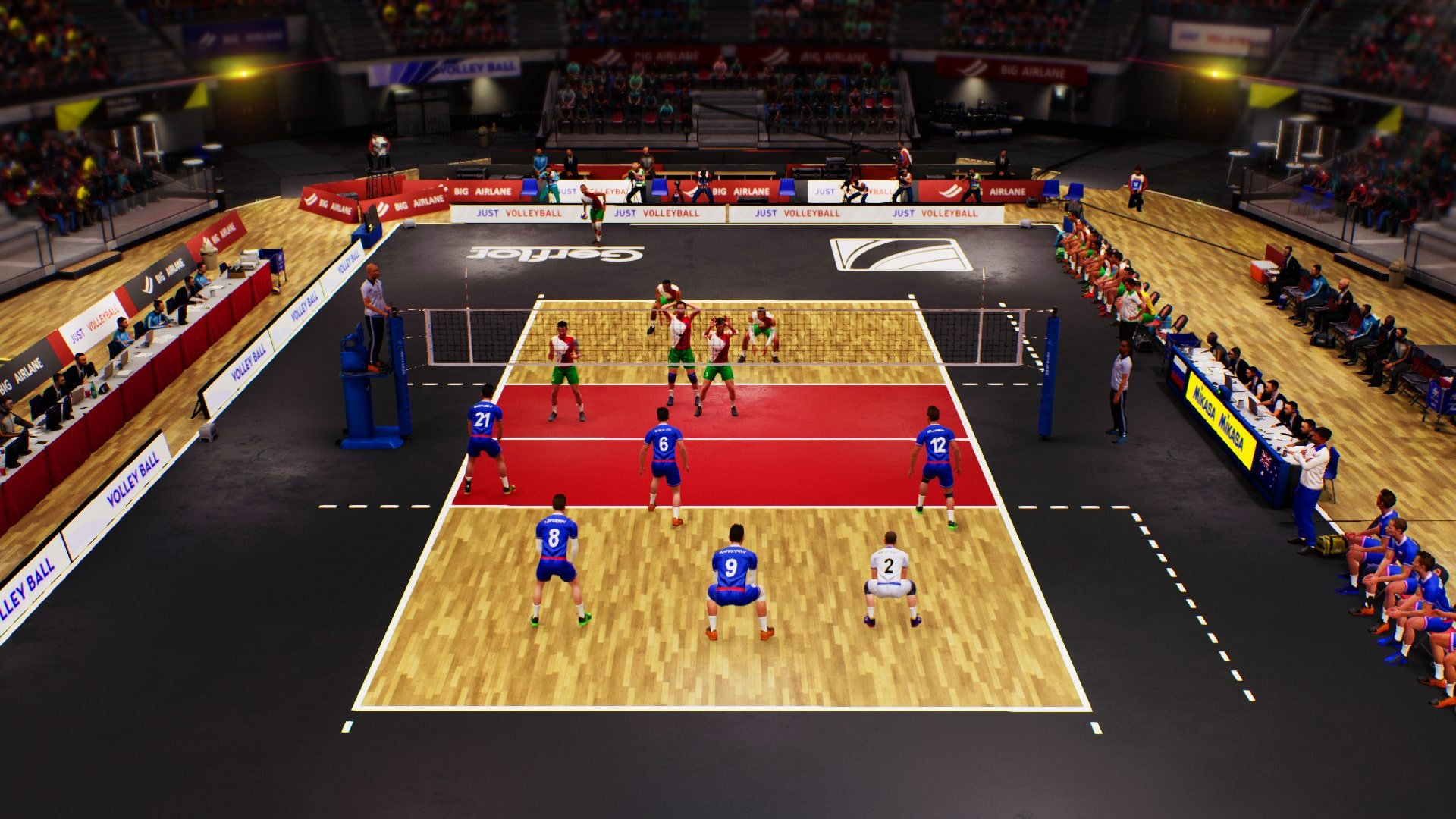 Spike Volleyball Review Ps4 Push Square