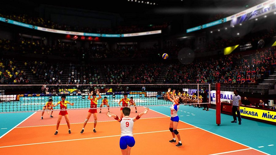Spike Volleyball Review - Screenshot 3 of 4