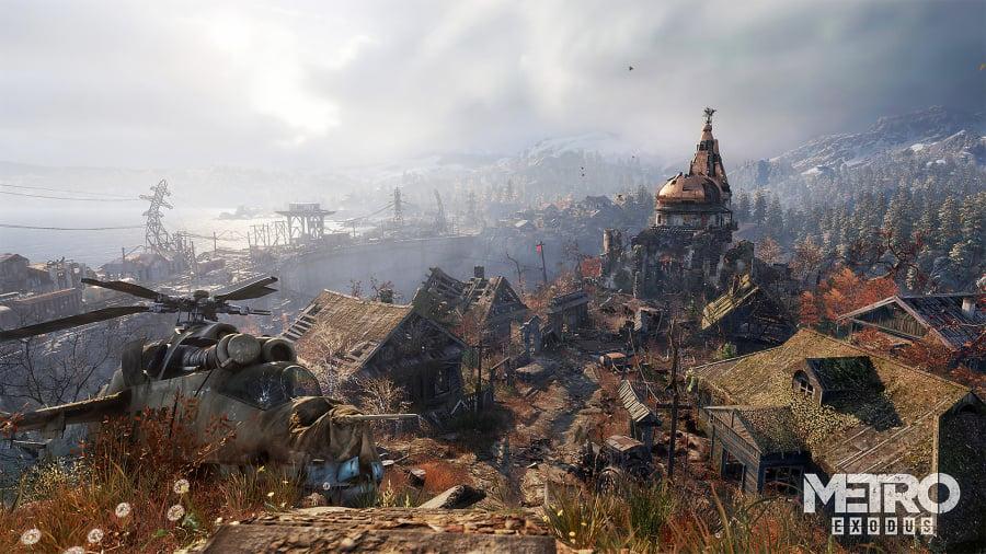 Metro: Exodus Review - Screenshot 1 of 5