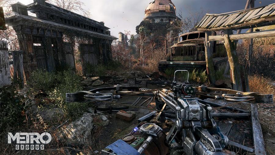 Metro: Exodus Review - Screenshot 4 of 5