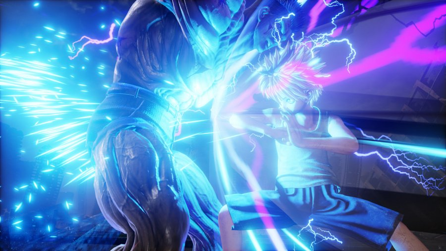 Jump Force Review - Screenshot 1 of 4