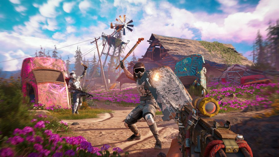 Far Cry: New Dawn Review - Screenshot 3 of 4