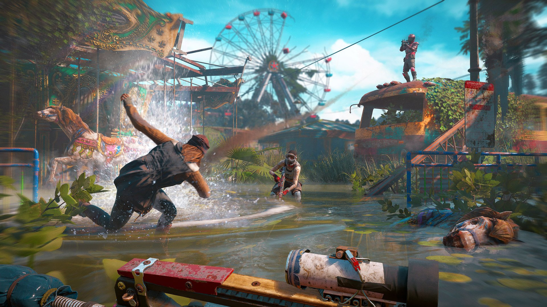 Far Cry New Dawn Review Ps4 Push Square