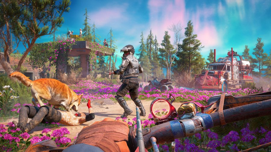 Far Cry: New Dawn Review - Screenshot 4 of 5