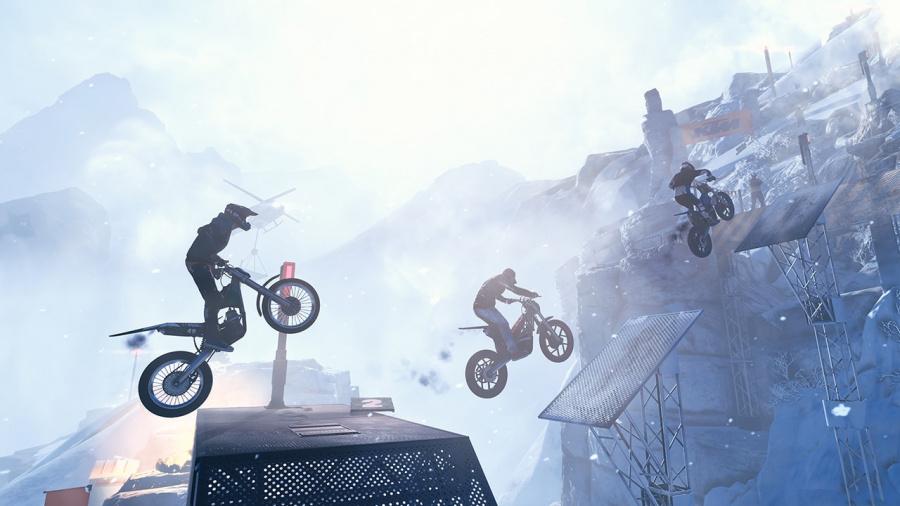 Trials Rising Review - Screenshot 3 of 4
