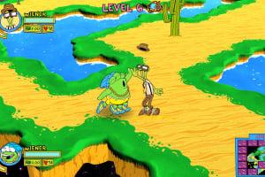 ToeJam & Earl: Back in the Groove Screenshot
