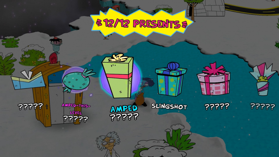 ToeJam & Earl: Back in the Groove Review - Screenshot 1 of 4