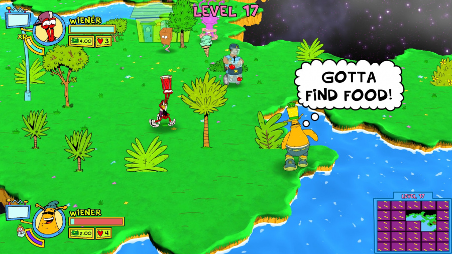 ToeJam & Earl: Back in the Groove Review - Screenshot 4 of 4