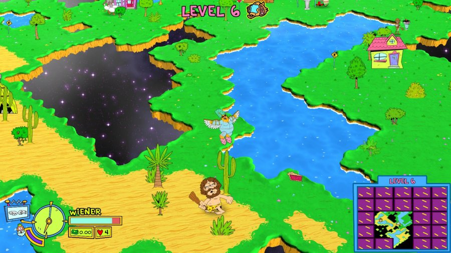 ToeJam & Earl: Back in the Groove Review - Screenshot 3 of 4