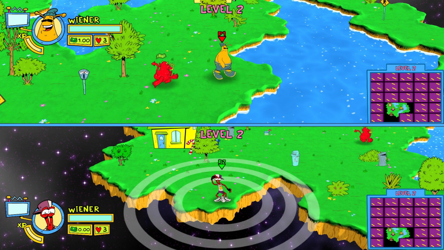ToeJam & Earl: Back in the Groove Review - Screenshot 2 of 4