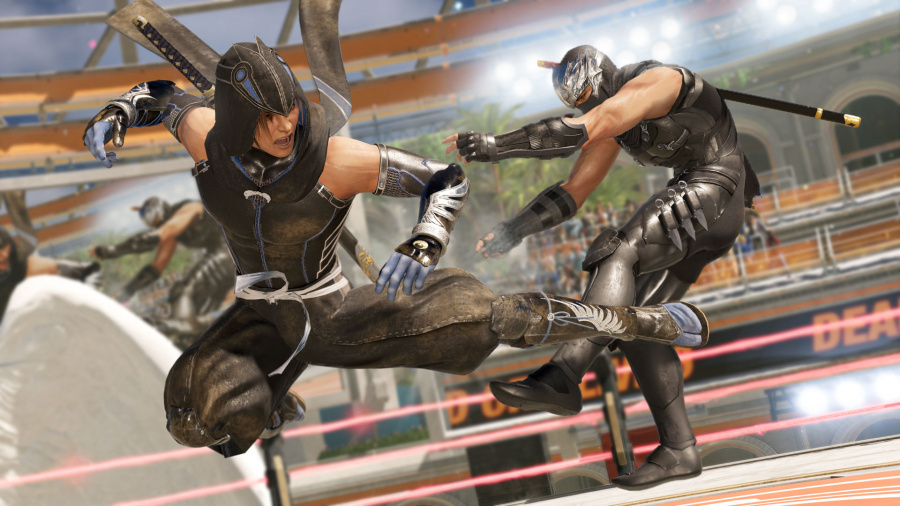 Dead or Alive 6 Review - Screenshot 1 of 5
