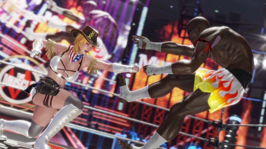 Dead or Alive 6 Review - Screenshot 2 of 5