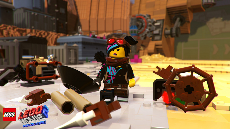 The LEGO Movie 2 Videogame Review - Screenshot 1 of 3