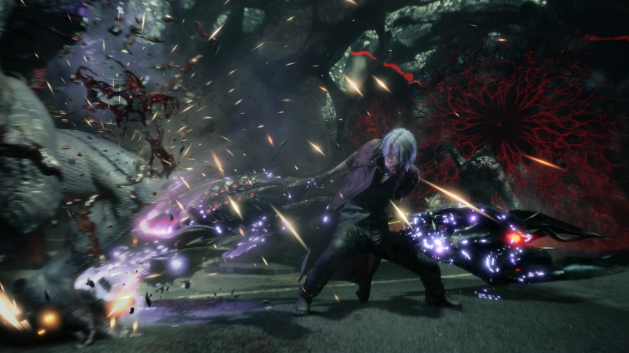 Devil May Cry 5 Review - Screenshot 2 of 6
