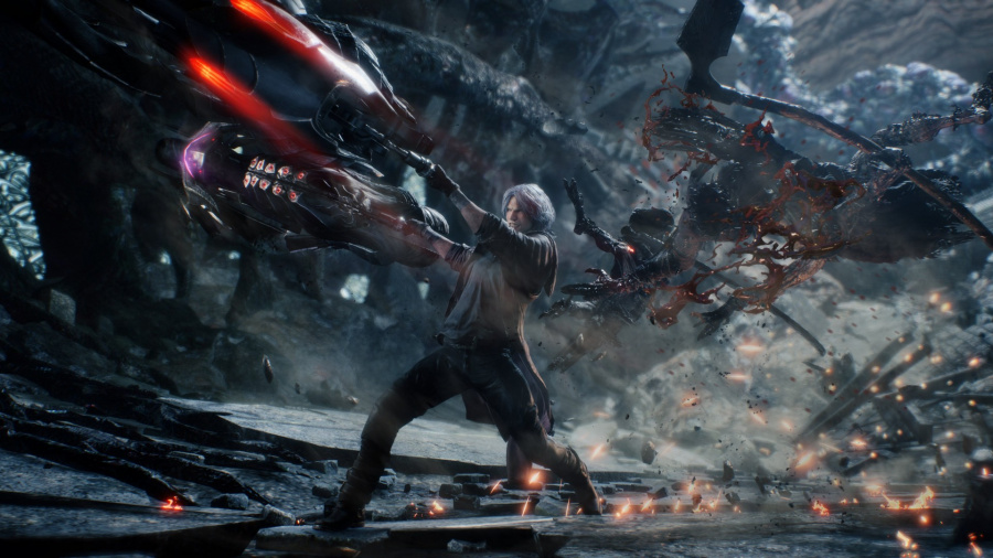 Devil May Cry 5 Review - Screenshot 5 of 6