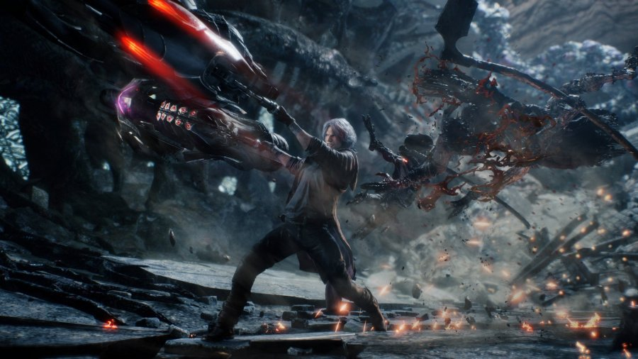 Devil May Cry 5 Review - Screenshot 4 of 6