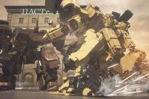 Left Alive Screenshot