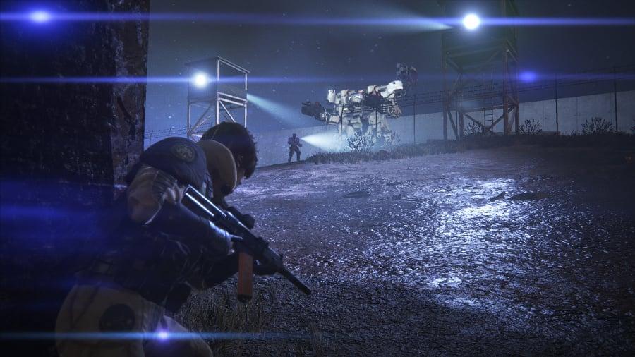Left Alive Review - Screenshot 2 of 4