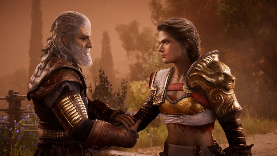 Assassin's Creed Odyssey: Legacy of the First Blade - Episode 3: Bloodline Review - Screenshot 1 of 2