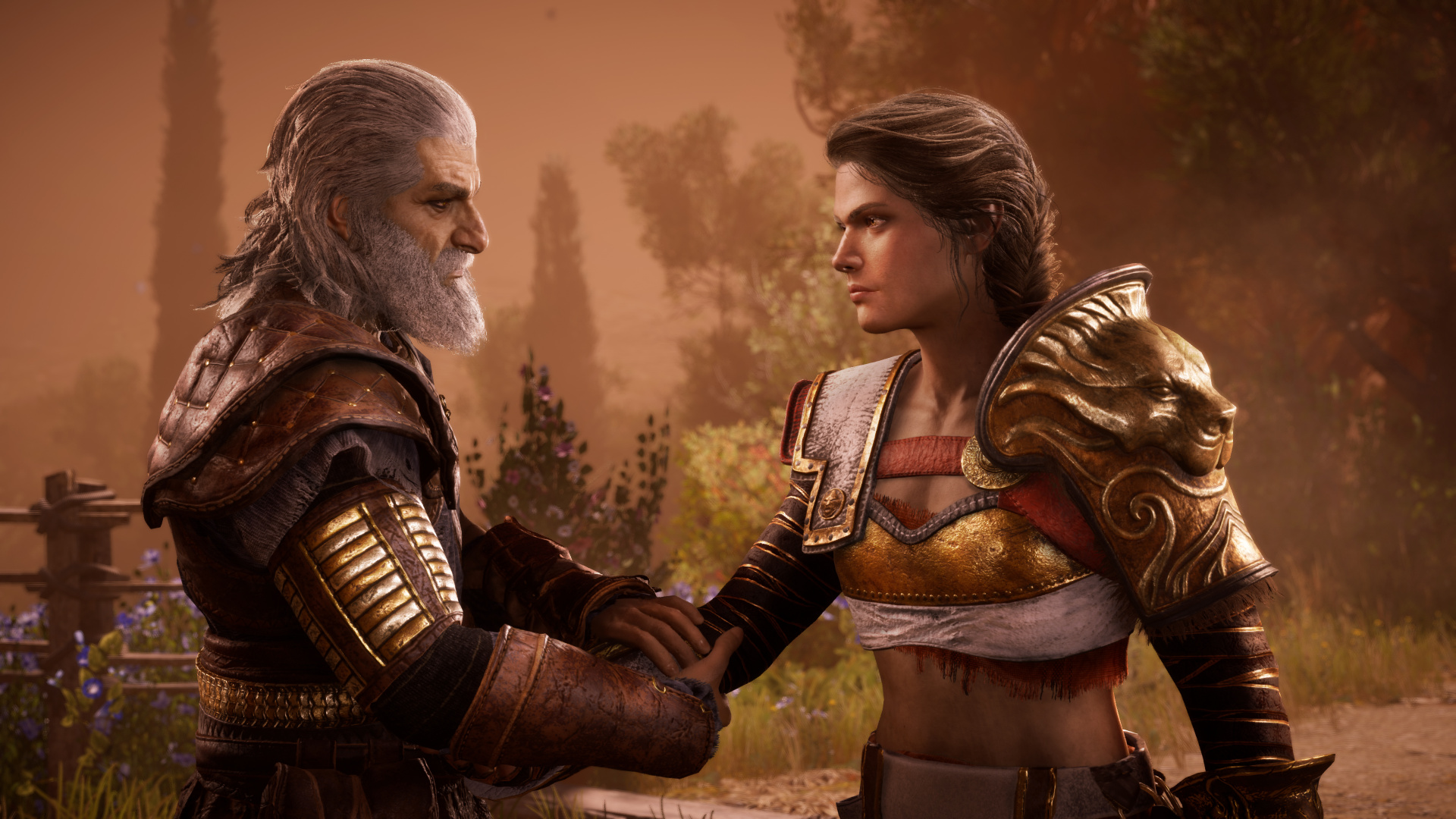 Assassins Creed Odyssey Pilger Set