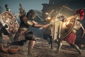Assassin's Creed Odyssey: Legacy of the First Blade - Episode 3: Bloodline Screenshot