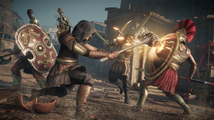 Assassin's Creed Odyssey: Legacy of the First Blade - Episode 3: Bloodline Review - Screenshot 2 of 2
