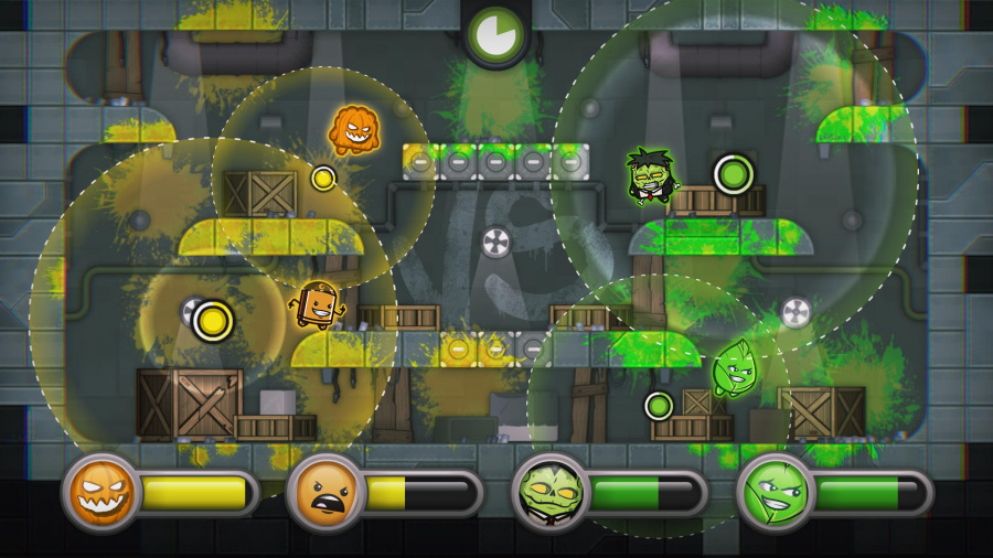Move or Die Review - Screenshot 2 of 3