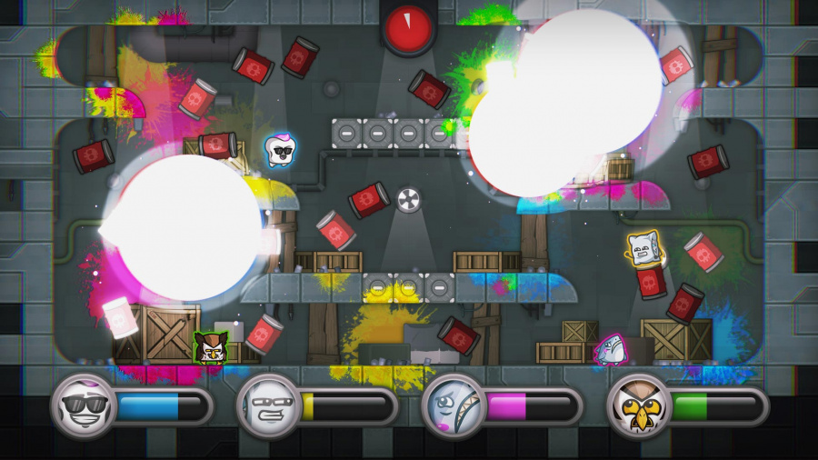 Move or Die Review - Screenshot 3 of 3