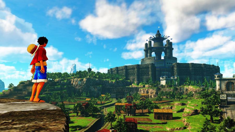One Piece: World Seeker Review - Screenshot 1 of 5