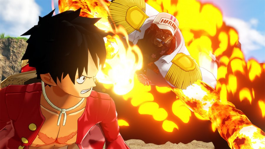 One Piece: World Seeker Review - Screenshot 4 of 5