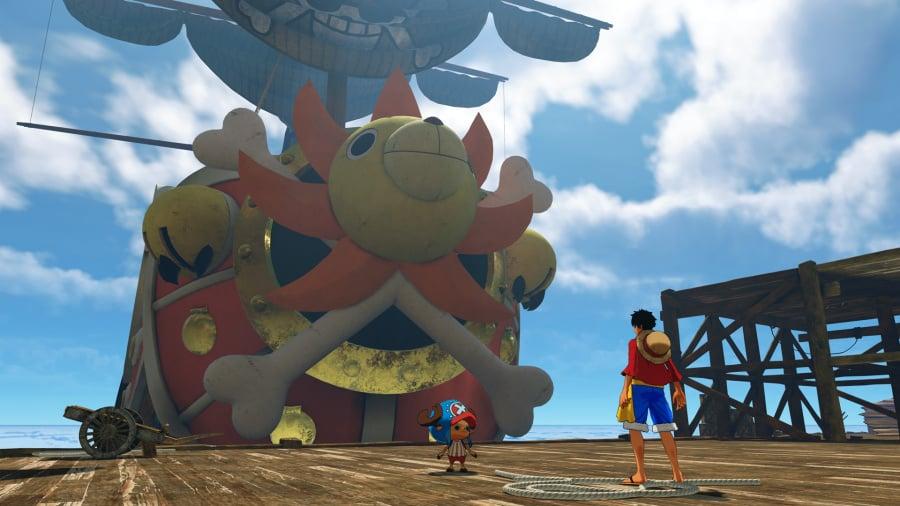 One Piece: World Seeker Review - Screenshot 2 of 5