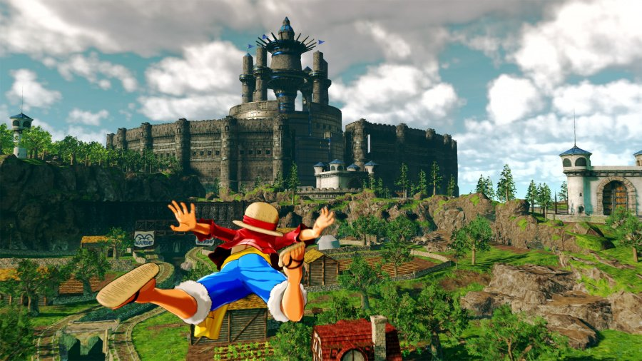 One Piece: World Seeker Review - Screenshot 1 of 5