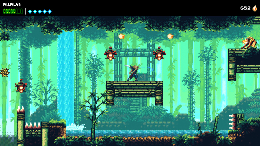 The Messenger Review - Screenshot 1 of 3