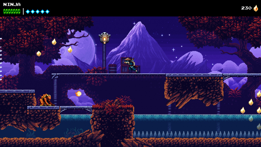 The Messenger Review - Screenshot 3 of 3