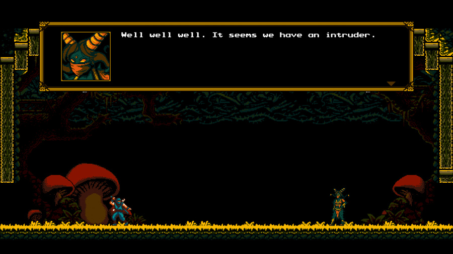 The Messenger Review - Screenshot 2 of 3