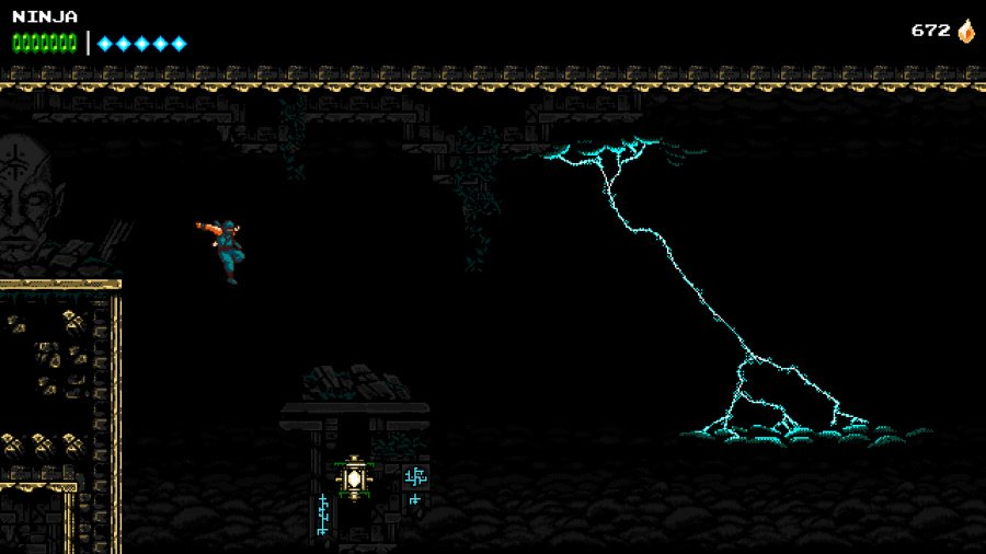 The Messenger Review - Screenshot 3 of 3
