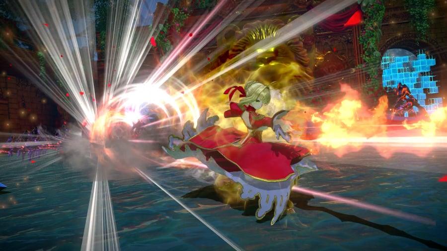 Fate/Extella Link Review - Screenshot 1 of 3